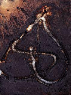 """Néocalligraphie 9"" Mixed Media on #CottonCanvas ©BEUCHET Fabien  ベシェファビエン 发毕安.柏史  فبین بشه #ベシェファビエン #发毕安柏史 #絵画 #kaiga #peinture #painting #pintura  نقاشی# #naghashi #malerei #書道 #美術 #예술가 #서예 #书法 #metagraphy #calligraphy #art #artwork #Canvas #saatchiart #saatchionline #fineart #galleryart #artcollector #artlovers #shodo #EastWestShodo #EastWest #kiss #愛 #Amour #Amor #Liebe #Eshgh #Love #애정 #爱  @SaatchiArt  https://www.saatchiart.com/art/Painting-Neocalligraphy-9/776003/2426039/view"