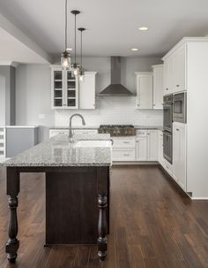 Custom Coventry Kitchen - Plainfield, IL - King\'s Court Builders ...