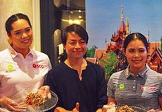 Golf Travel and Leisure stories from around the world Golf Thailand, Thailand Travel, Lpga Players, Sister Act, Genuine Smile, Travel And Leisure, Around The Worlds, Thailand Destinations