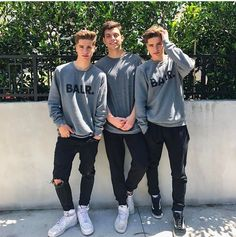 Anthony Trujillo & the Martinez twins