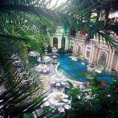 Wedding Venue: The Villa by Barton G. | Woman Getting Married