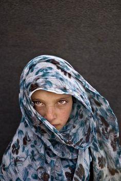 Amna Zughayar, nine, from Deir ez-Zour