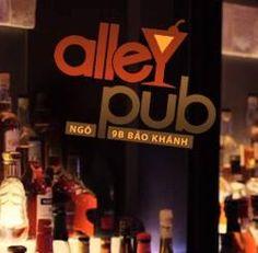 Alley Pub Nightlife » Pubs | TNH Hanoi Vietnam