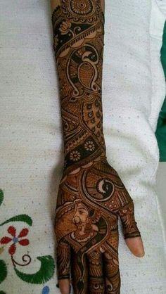 Gitanjali Mehendi Artist Info & Review | Wedding Mehendi Artist in Delhi NCR | Wedmegood