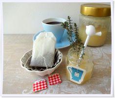 Im Büro sind alle erkältet - da machen wir uns gleich mal einen köstlichen selbstgemachten Tee. #diy #Gesundheit!