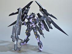 GUNDAM GUY: 1/144 G-Arcane Unit 2 - Customized Build