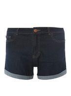 Womens Indigo Shorts- Blue