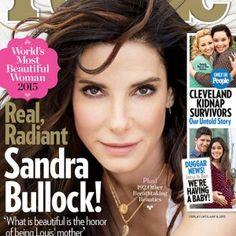 Sandra Bullock est la plus belle femme au monde selon <em>People magazine</em>