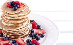 Diese leckeren #Bananen-#Pancakes bestehen aus nur zwei Zutaten und sind auch noch #glutenfrei.