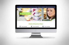 Strona internetowa - Easy Work - Click 360 Poznań