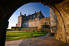 Full Day Private Tour to Stirling and St Andrews from Edinburgh Enjoy a full day private tour to see beautiful Stirling Castle, explore the home of golf and the great Kingdom of Fife.Our private driver and guide will pick us up from the hotel and start the tour visiting the medieval stronghold of Stirling Castle, residence of Scottish Royal Family in 16th century and one of the most iconic of Scottish Castles. Afterwards we head to St. Andrews a charming costal resort and inte...