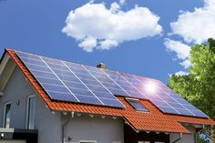 How much Eskom wants to charge normal households, and those with solar - Moneyweb Roof Solar Panels, Solar Roof Tiles, Best Solar Panels, Solar Panel System, Panel Systems, Foyers, Service Public, Photovoltaic Cells, Energy Efficient Homes