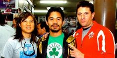 Manny Pacquiao: The Champ Chooses USANA