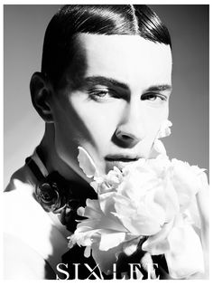 SixLee Spring Summer 2014 Editorial by Zeb Daemen Male Stories, Editorial Fashion, Fashion Art, Men Editorial, Hair Designs For Men, Campaign Fashion, Beauty Shoot, Flower Quotes, Male Magazine