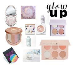 """It's Springtime! Time to Shine✨"" by englishrosie on Polyvore featuring beauty, Too Faced Cosmetics, Anastasia Beverly Hills, tarte, Teeez, Devinah Cosmetics and Guerriero"