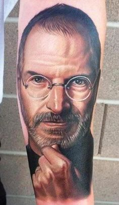 #tattoo #thevillageink #villageink #portraittattoos #celebrityportraittattoos