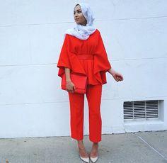 Mariaalia #hijabfashion