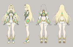 Mythra Concept