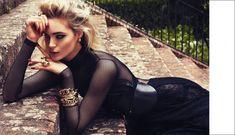 Juju Ivanyuk Turns Cat Lady for Xavi Gordos Rabat Magazine Cover Story