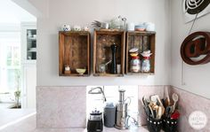 Maximize Your Kitchen Storage with a Pegboard