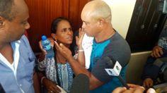 """Madre de Emely Peguero: """"Son unos desalmados, mi hija no se merecía eso"""""""