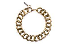 Small Half Persian Chain Bracelet from Kirsten Muenster Jewelry