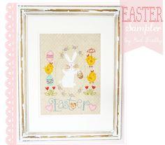 Easter Sampler 1 - Red Brolly