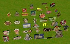 Osudenny's Signs and Shops Pack