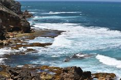 4 minutes away #dslr #nikon #ocean #waves #majestic #psychedelic #bluesky #photography #warrnambool #gopro #goprohero #mysticalfedora #mystical #unemployed #nature #wave #surf #surfing #summer #destinationwarrnambool by justin17turner
