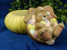 bonbon konijnendoosje