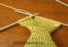 Jak pletu ponožky nejraději – Návody na pletení Knitted Shawls, Crochet Shawl, Crochet Bikini, Knitting, Handmade, Hana, Sock, Knit Shawls, Hand Made