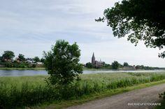 Wandelen langs de Maas in Beesel