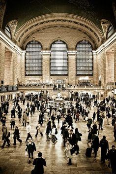 New York City - Grand Central Station