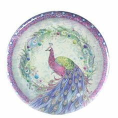 exquisite glass dining plate set design - Google Search