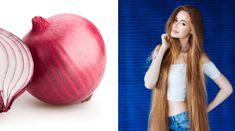How to Get Extreme Hair Growth by Using Onion at Home - Onion juice improves the blood circulation and stimulates the hair follicles to enable faster hair growth and prevent hair fall as well. Anti Hair Loss Shampoo, Hair Growth Shampoo, Hair Mask For Growth, Hair Remedies For Growth, Hair Fall Remedy, Grow Natural Hair Faster, Nailart, Extreme Hair Growth, Diy Shampoo