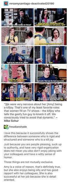 Tumblr Funny, Funny Memes, Hilarious, Fandoms, Brooklyn Nine Nine Funny, Book Tv, Faith In Humanity, Movies And Tv Shows, Feminism