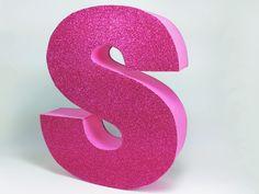 Letras en 3D: ¡Decora con ideas DIY!