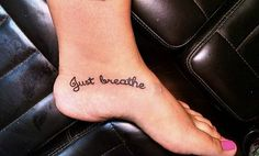 Reminder Pin for Later: 13 Foot Tattoos That Are Too Cute to Hide With Socks Helpful ReminderPin for Later: 13 Foot Tattoos That Are Too Cute to Hide With Socks Helpful Reminder Cute Foot Tattoos, Forearm Tattoo Quotes, Get A Tattoo, Popsugar, Beauty Secrets, Tattoo Inspiration, To My Daughter, Body Art, Piercings