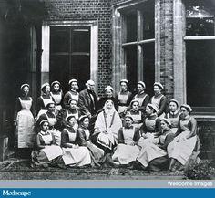 Florence Nightingale and her nurses