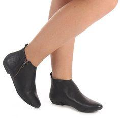 Ankle boots. Marca Bottero. Modelo 271404. Outono-Inverno 2017.