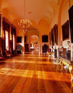 The Long Gallery - Castle Howard