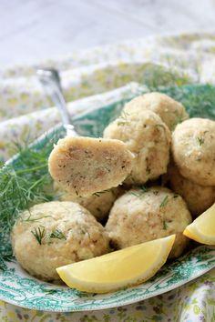 Steam Recipes, Fish Recipes, Healthy Recipes, Healthy Food, Ground Meat, Meatball Recipes, Potato Salad, Potatoes, Vegetarian