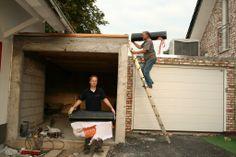 Ländchenlust | Wir bauen eine Garage