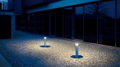 dizajnová svietidlá IP44 Camera Obscura, Bratislava, Landscape Lighting, Lamp Design, Led, Aluminium, House Design, Lights, Lamps