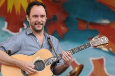 I've been in love with Dave Matthews since I was 12...his lyrics, moves and overall good looks...he's got it. ;p