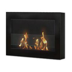 Ethanol Fireplace - Anywhere Fireplace SoHo - Wall Mounted Ethanol Fireplace - 3 Colors