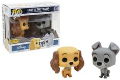 Pop! Disney - Lady & The Tramp