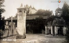 San Angel Inn Alla por  1920-1940