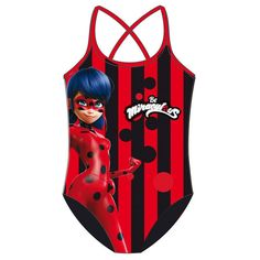 "Bañador ""Prodigiosa Ladybug Miraculous"""