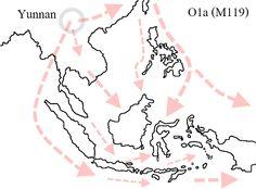 Austronesian Migration (Yunnan)